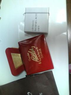 今年のチョコレート